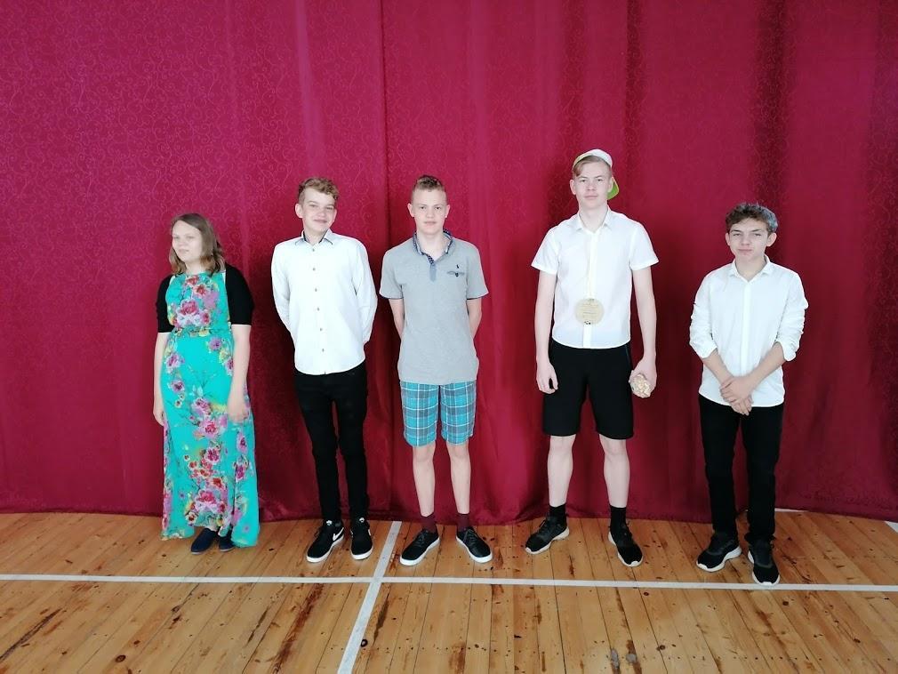 Kahtla kooli parimad mõttesportlased aastal 2020. Foto autor: Anelje Aunbaum.m.